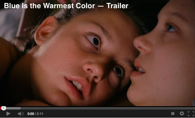Controversy Blue is The Warmest Color Blue is The Warmest Color is