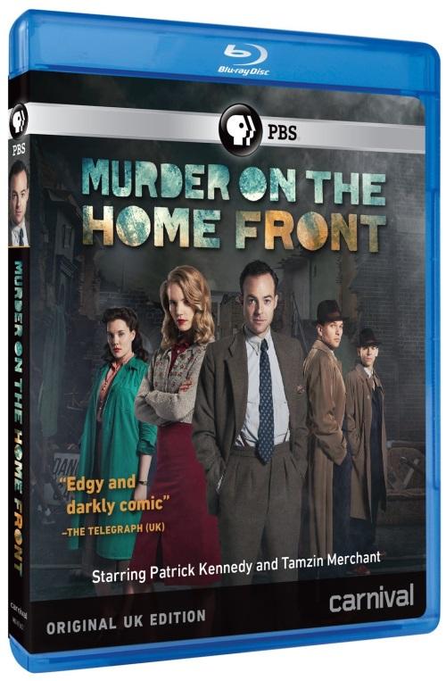 MurderHomeFront