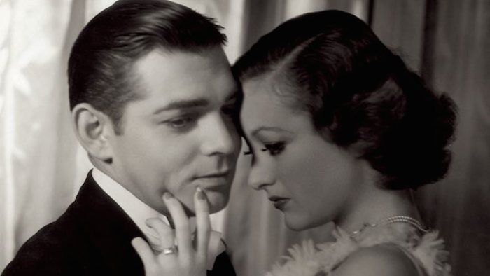 Image result for clark gable and joan crawford