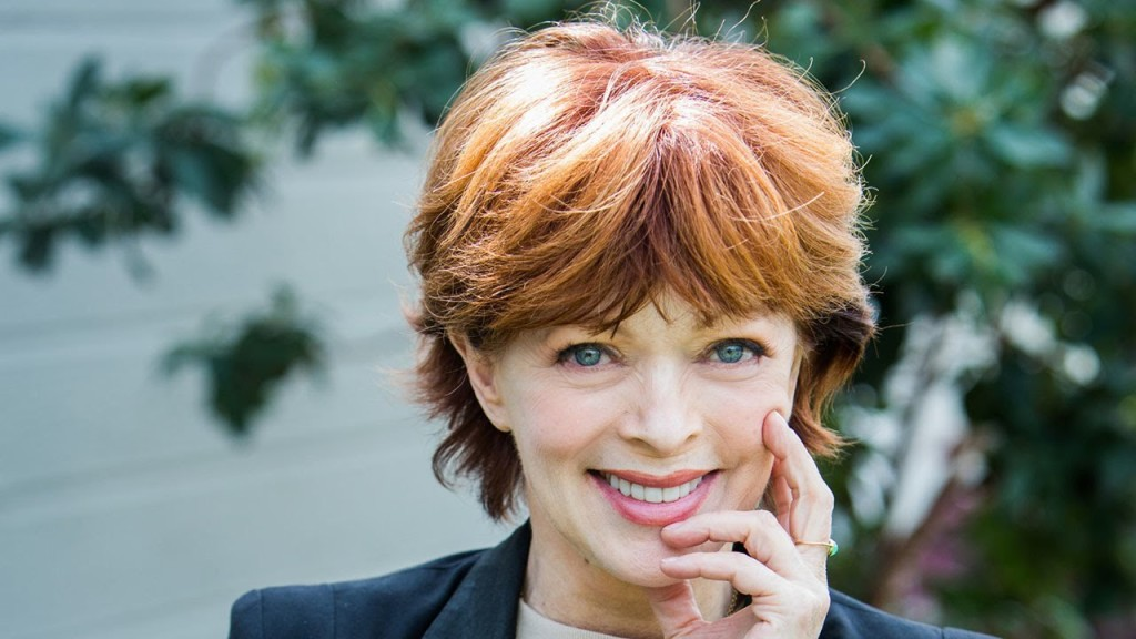 Interview: Frances Fisher Appears with Daughter Francesca ...