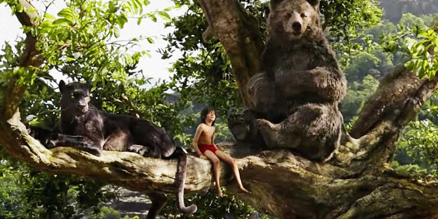 Porn Jungle Book 2016 - Videophiled: A new 'Jungle Book,' seventies-style 'Nice Guys ...