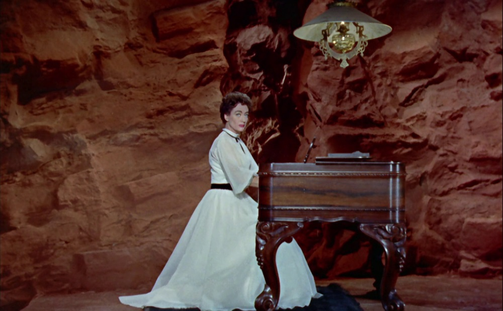 Joan Crawford as Vienna in 'Johnny Guitar'