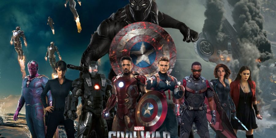 Videophiled: Super-powered 'Civil War' and media-powered